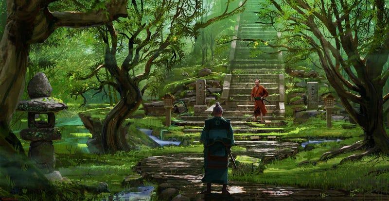 Kung-Fu Garden