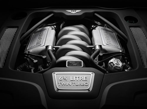 Bentley Mulsanne: Building The New V8