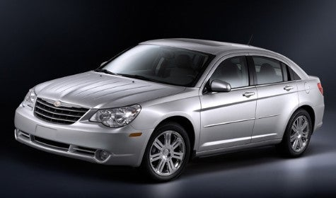 Chrysler Kills AWD Versions Of 2009 Avenger, Sebring, Caliber