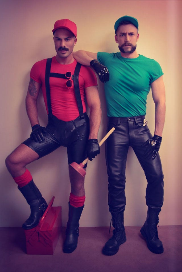 The Super Hard Gay Brothers