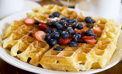 "The ""Greatest Waffle Recipe Ever"""