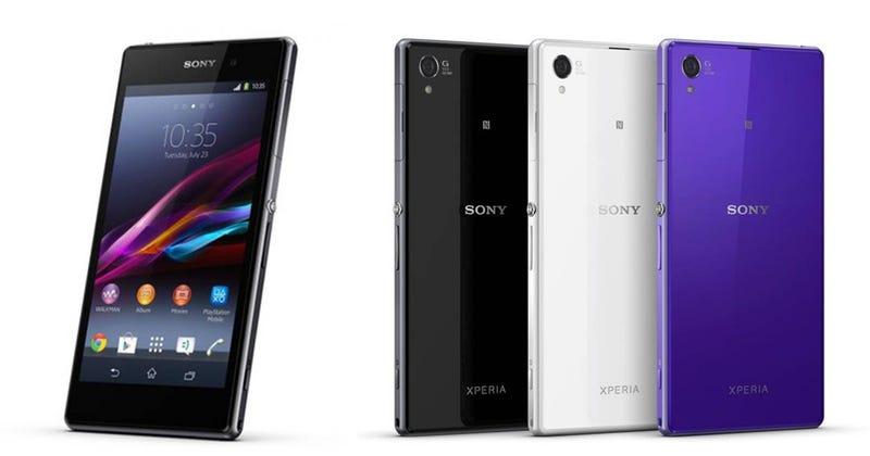 Sony Xperia Z1: smartphone y super-cámara en cinco pulgadas