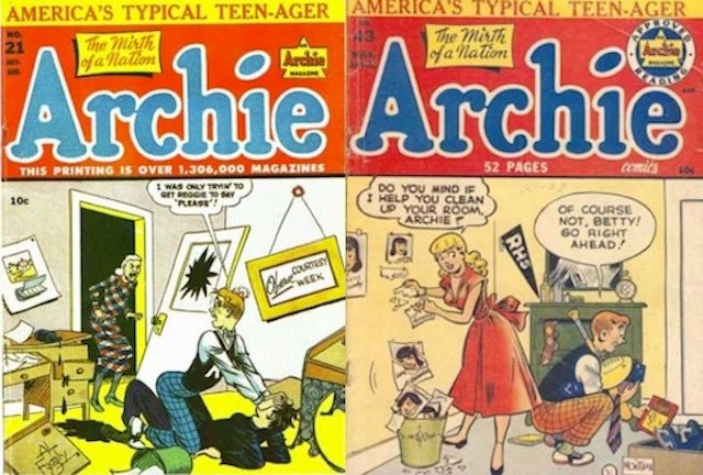 Lady CEO Of Archie Comics Accused Of Shouting About Penises