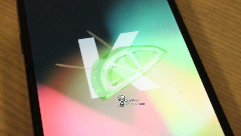 Alleged Android KitKat Screens Hint at Tiny Little Upgrades