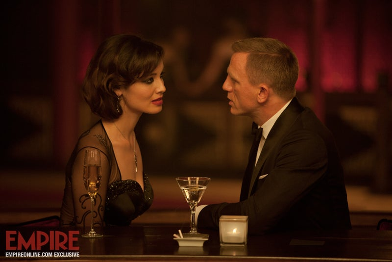 Skyfall Photos