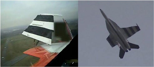 DARPA Technology Autonomously Lands Severely Damaged Aircraft