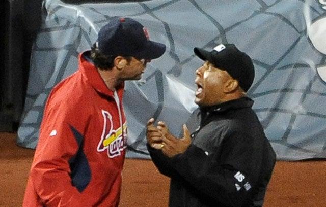 Better Know An Umpire: Adrian Johnson