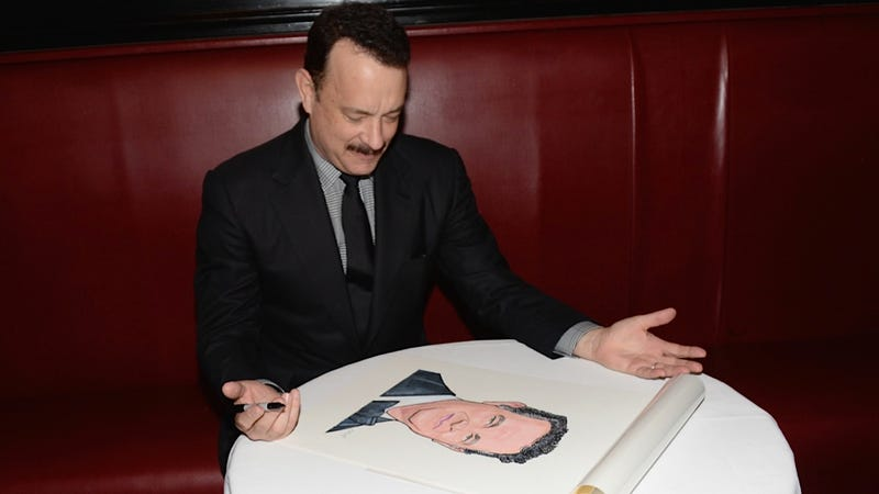 Even Tom Hanks Cannot Explain How He Turned Into Wario