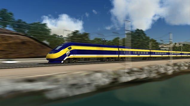 Why California's High-Speed Rail Matters