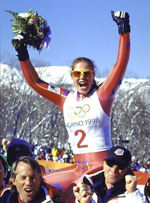 The Curious Case Of The Uterine-Expanding, Digitally Disappearing Picabo Street (UPDATE)