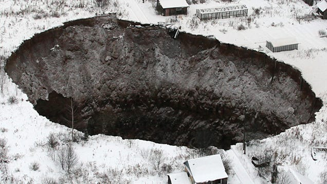 The gates of hell just opened in Russia (again)