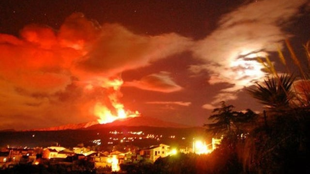 Mordor Is Real, and It's In Sicily