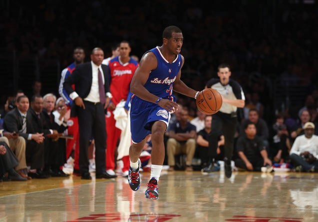 Is Chris Paul Somehow Underrated?