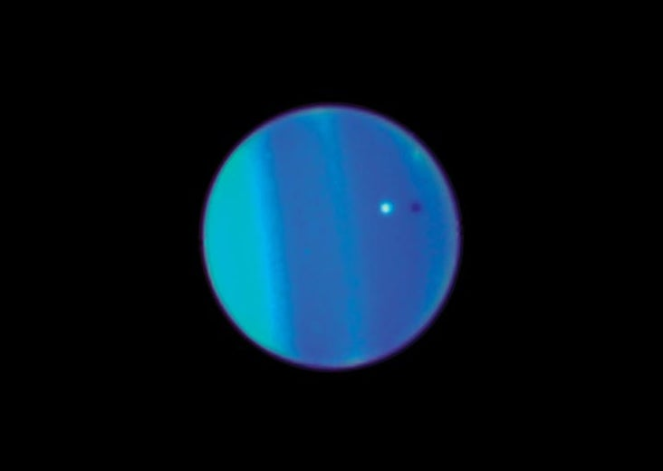 ​It's Time To Get Serious About Exploring Uranus. (Stop Snickering!)