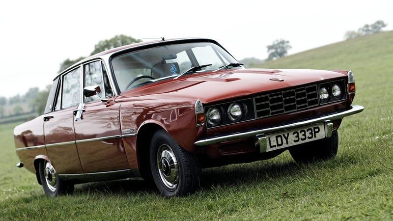 Ten Perfect Professor's Cars