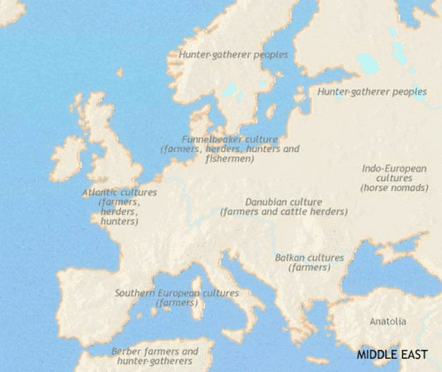Watch the ENTIRE history of Europe unfold before your very eyes