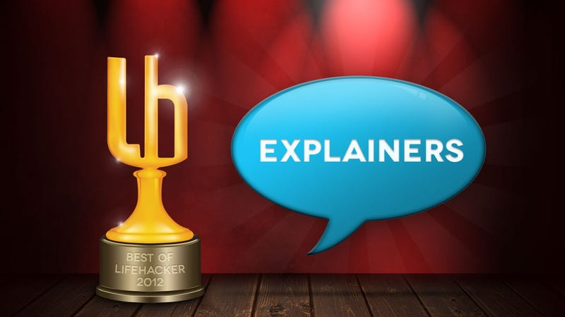 The Most Popular Explainers of 2012