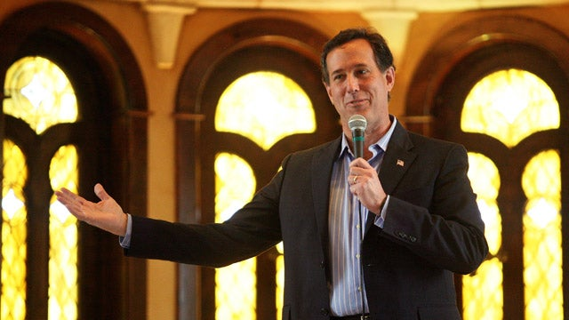 Rick Santorum Raised Terrifying $1 Million in 24 Hours
