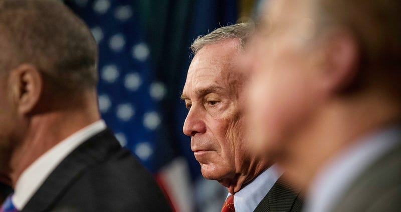 Mike Bloomberg is Racist (According to Mike Bloomberg)