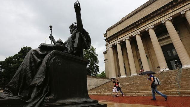 Canceling a Concert Won't Solve Columbia's Rape Problem