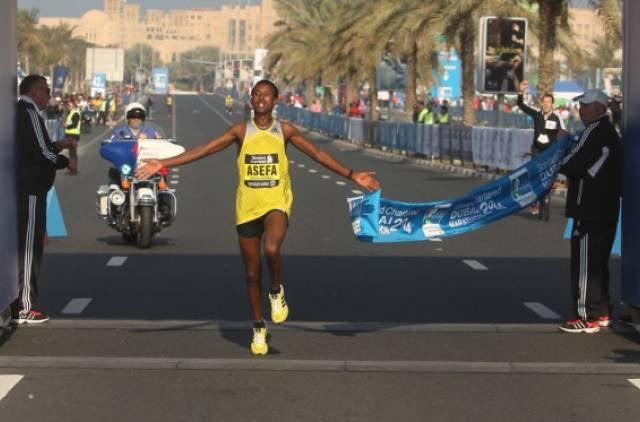 An 18-Year Old Ethiopian Just Ran a 2:04 Marathon