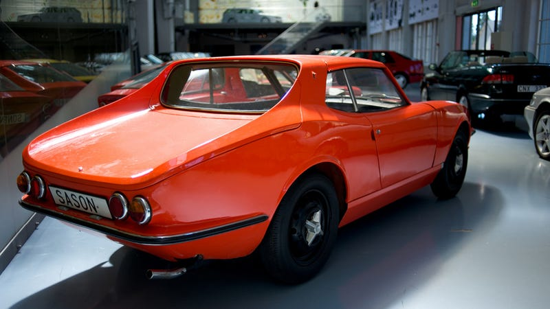 All 123 Cars Being Liquidated From Saab's Museum