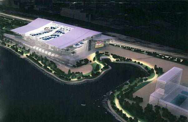 Proposed New Bills Stadium Looks Fantastic, Will Never Happen