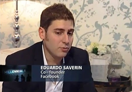 Eduardo Saverin Tries to Reclaim Facebook Magic