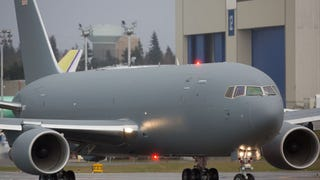 Exclusive: MeetThe USAF's Long AwaitedKC-46A Pegasus Tanker