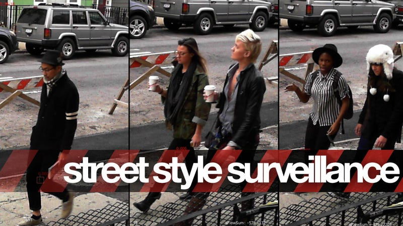 New Fashion Blog Lets You Spy In Real-Time on Williamsburg Hipsters