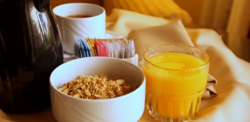 Eat Breakfast First Thing in the Morning for Better Sleep