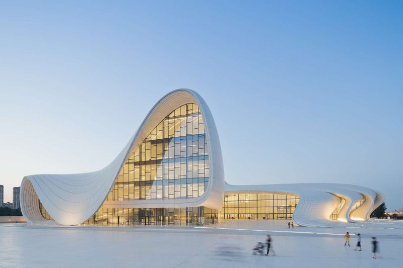 The Best Buildings In The World?