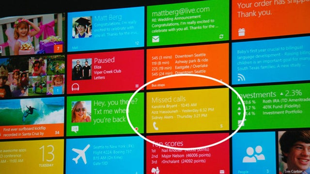 Windows 8 Will Let You Make Phone Calls?