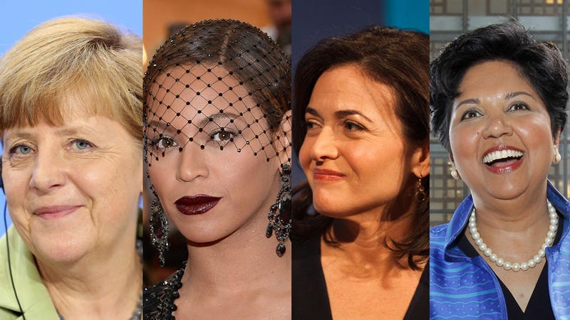 Who's the HBIC on Forbes' 100 Most Powerful Women List?