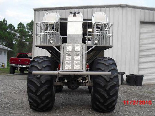 Budget Swamp Buggy Gallery