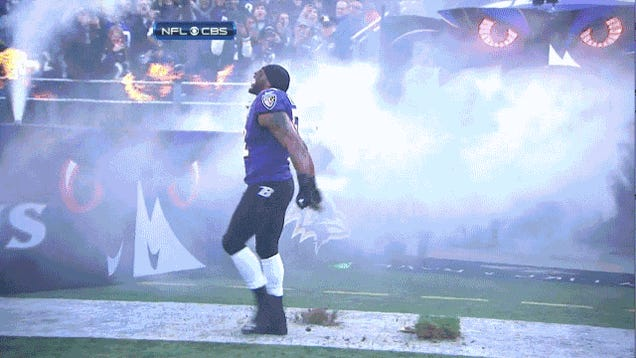 The Mayor Of Denver Has To Do The Ray Lewis Dance Now
