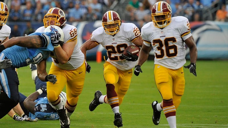More Outlets Refuse To Refer To Washington D.C. NFL Team As 'Redskins'