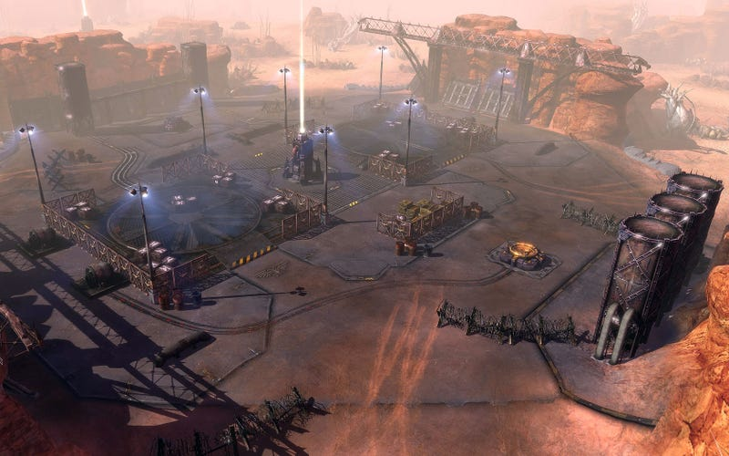 Here, Your New Dawn Of War II Maps