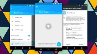 "Smart Unlock Brings Lollipop's ""Trusted Locations"" to Older Phones"