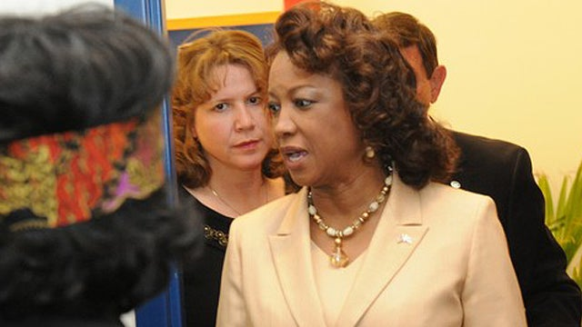 Here Is the Woman That Another Woman Says Orally Serviced Florida's Lieutenant Governor, Allegedly