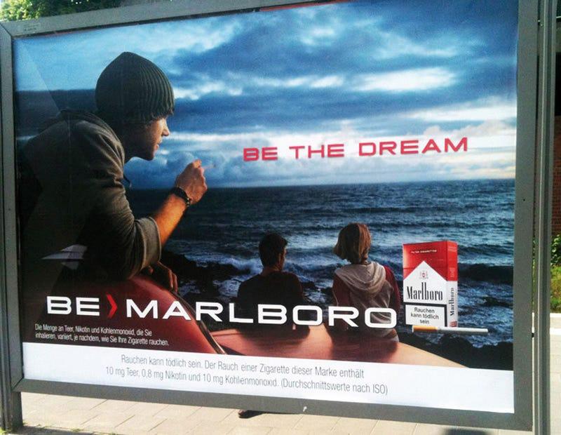 Marlboro Accused of Targeting Teenagers for Death