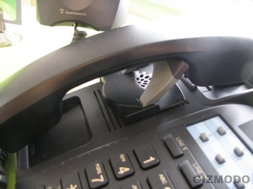 Plantronics CS70N Headset Picks the Phone Up for You (Literally)