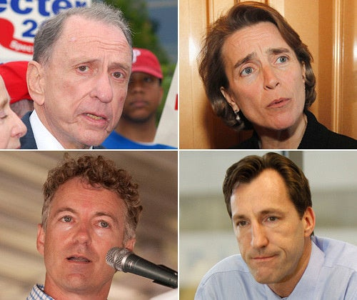 The Most Loathed Candidates Running in Today's Primary Elections