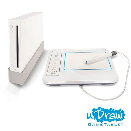 The Wii Drawing Tablet Might Be The Best Wacky Wii Peripheral