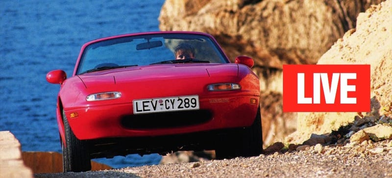Ask The Fathers Of The Mazda Miata Anything
