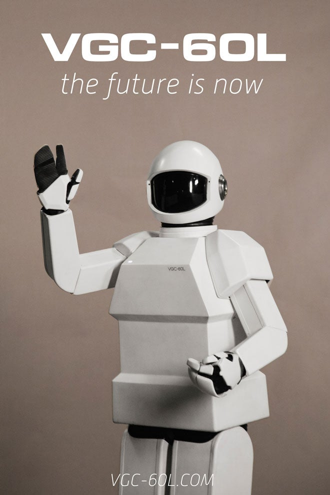 "Robot & Frank ""Ads"""