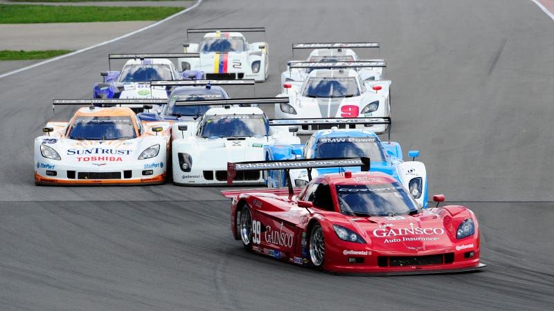 Weekend Motorsports Roundup: September 29-30, 2012