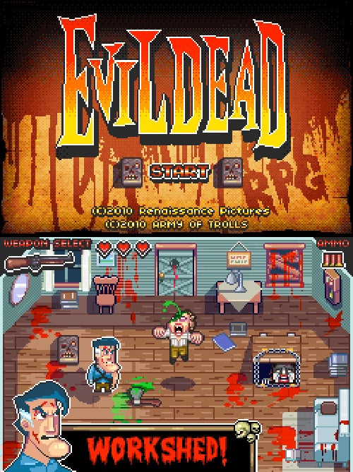The Evil Dead Role-Playing Game That Should Have Been...