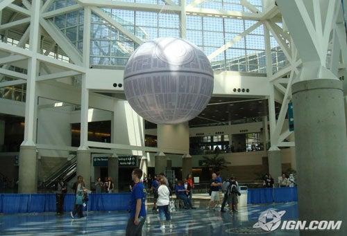 Star Wars Celebration IV Gallery