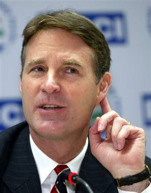 """Evan Bayh's NYT Op-Ed Moves """"Quit Senate to Manage Pencil Factory"""" Theory Down the Field"""
